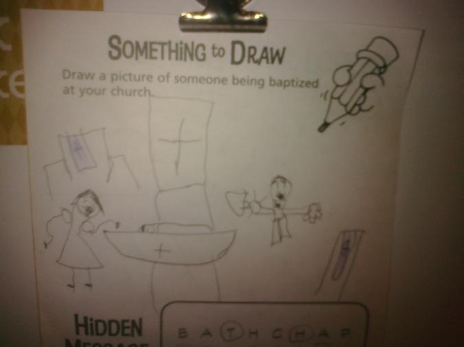 Bulletin Drawing