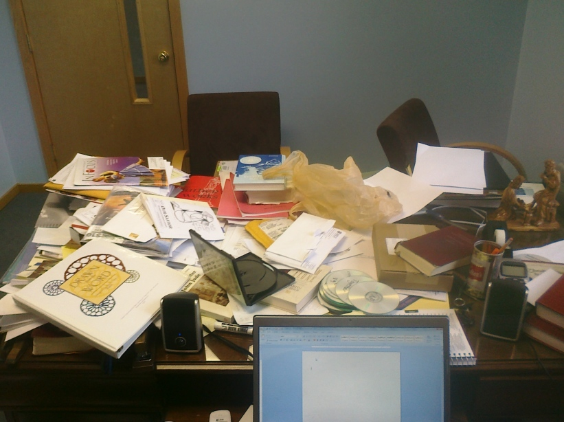 Office Mess