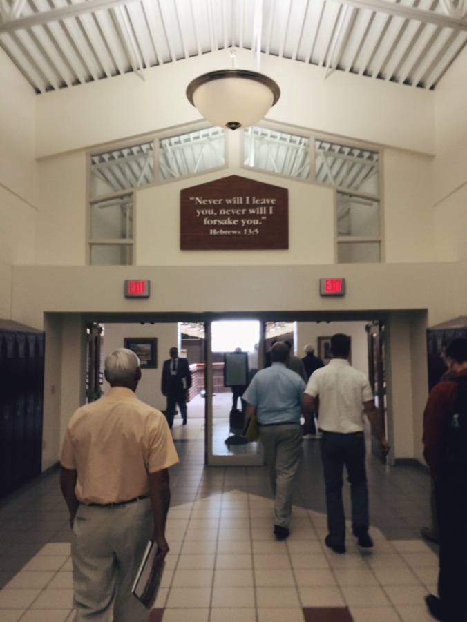 Convention Hallway