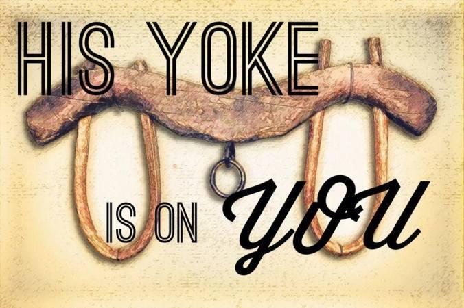 His Yoke